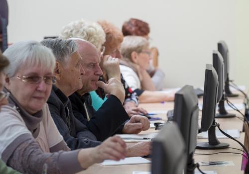 Компьютерная грамотность для пенсионеров лекции