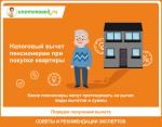 Возврат ндфл при покупке квартиры пенсионерам – положен ли имущественный налоговый вычет в виде 13 процентов, если гражданин не работает, получение налоговой компенсации с приобретения жилья