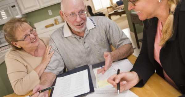 взять кредит ипотечный пенсионеру